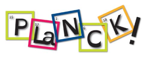 PLaNCK; il logo della rivista